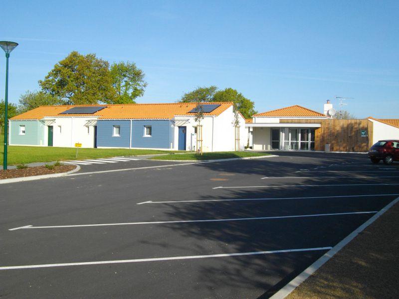 Maison de retraite for Architecture maison de retraite
