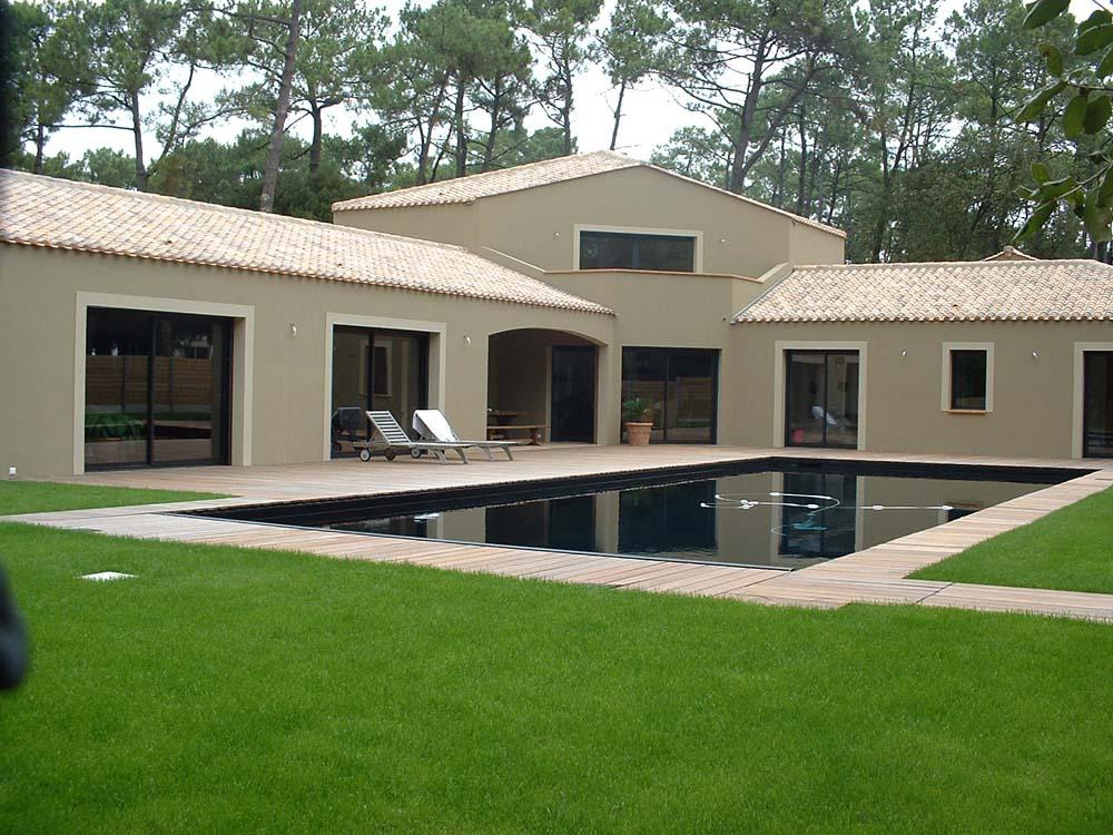 Ma onnerie et construction maison individuelle artisan ma on en vend e for Entreprise construction maison individuelle
